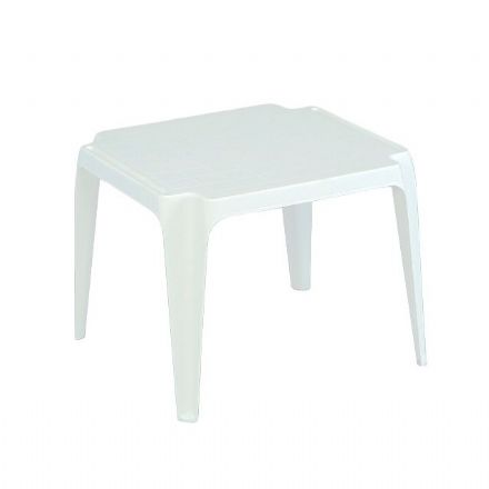 SupaGarden Plastic Childs Table - White